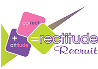 Rectitude Recruit Logo